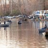 Boats RVs Tents Campfires Kids Fish and Smiles