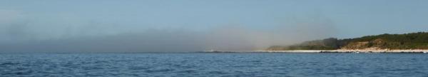 Fishers Island in the Fog