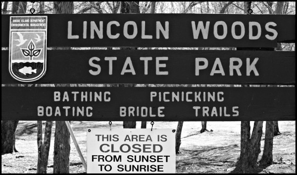 Lincoln Woods State Park