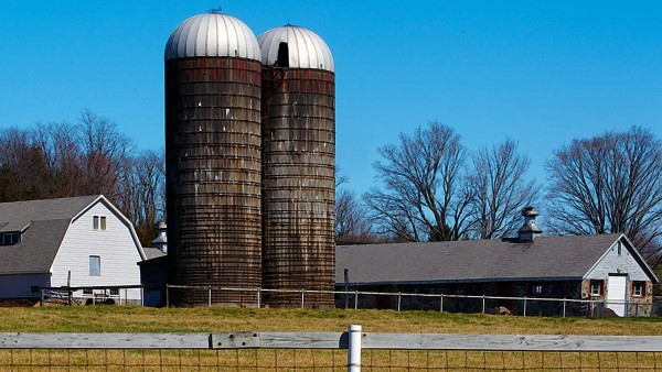 Chase Farm, Lincoln, Rhode Island